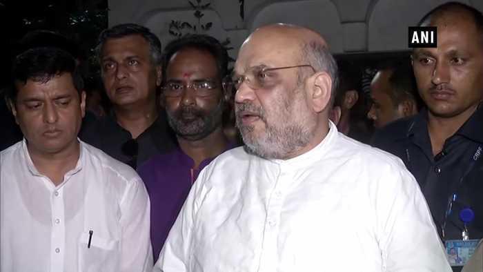 Arun Jaitley demise Amit Shah, Rajnath Singh offer condolences