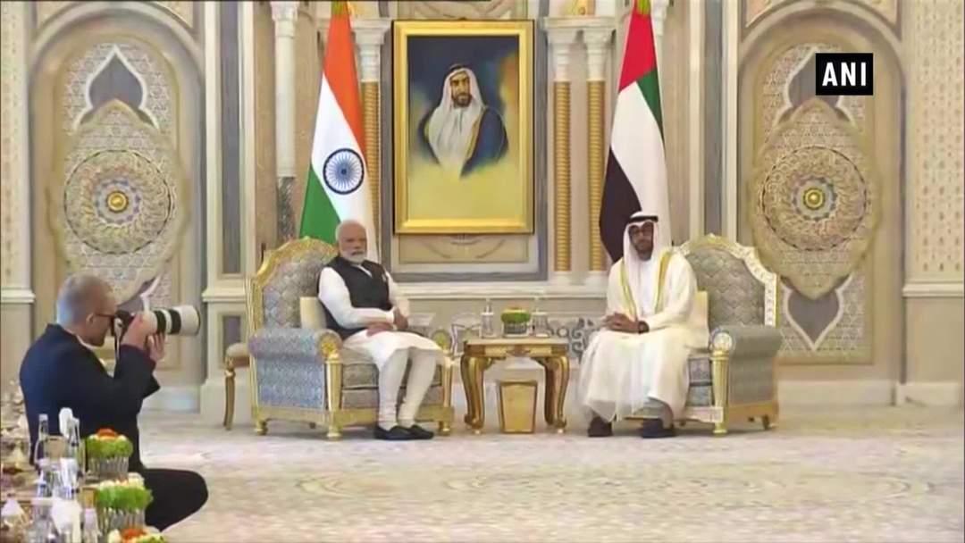 PM Modi conferred with highest civilian award of UAE Order of Zayed