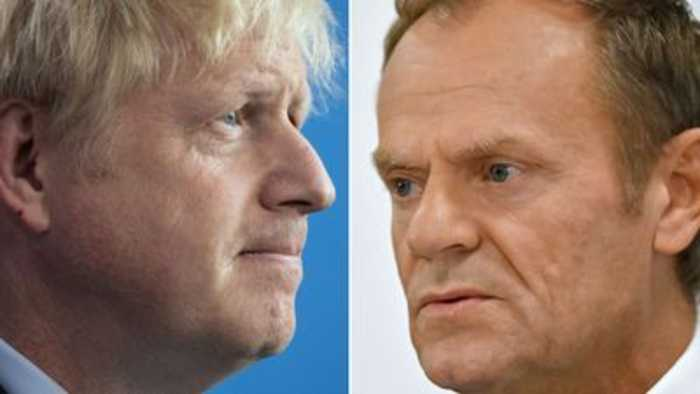 PM set for crunch talks with Tusk and Trump