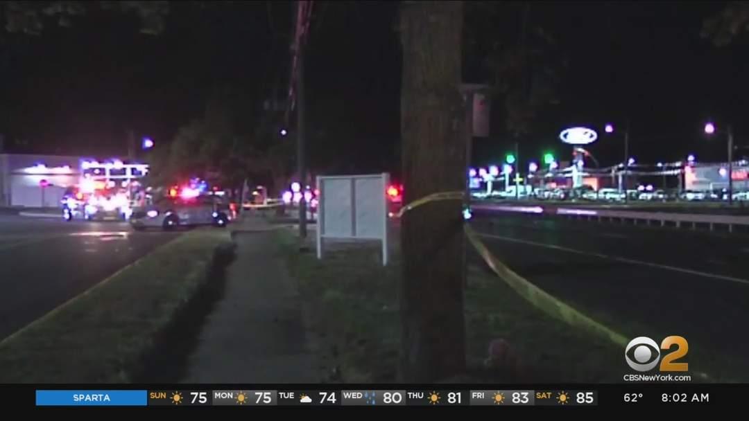 Teenage Pedestrian Killed In Long Island Hit-And-Run Crash