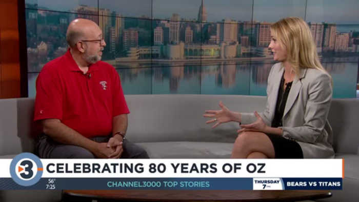 Celebrating 80 years of Oz