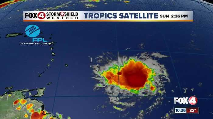 The latest on Tropical Storm Dorian and the tropical wave off the Carolina coast