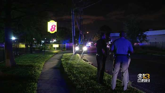 7 Adults Shot At Child's Birthday Party In Maryland