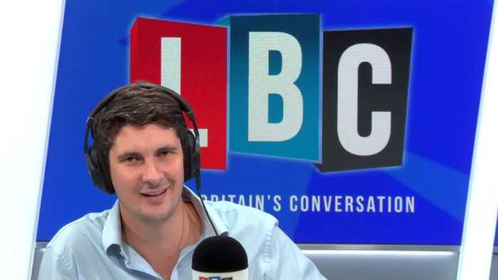 Caller: Boris Johnson Has Most Superior Brain Of Any European Politician