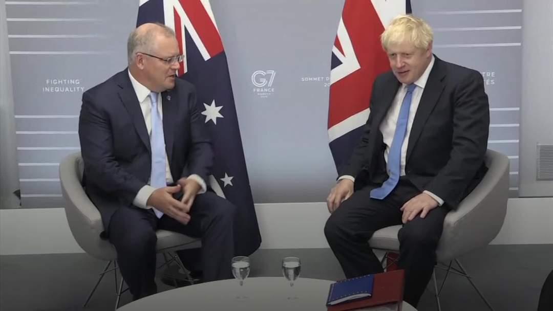 Australian PM congratulates England on third Ashes Test win