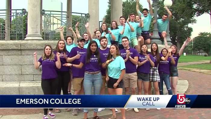 Wake Up Call from Emerson College