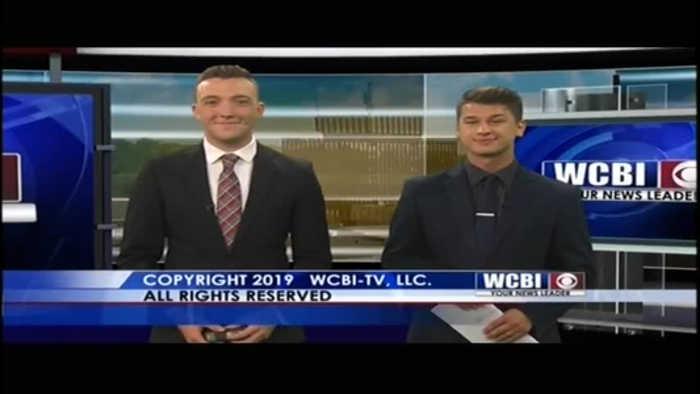 WCBI News at Ten - Sunday, August 25th, 2019