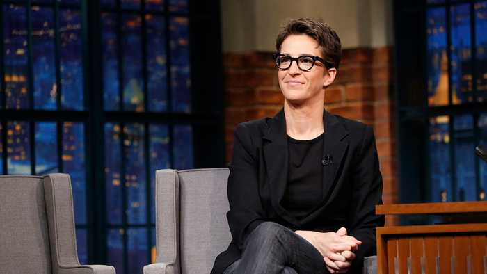 Rachel Maddow Announces She Had Trump's Tax Returns and More News