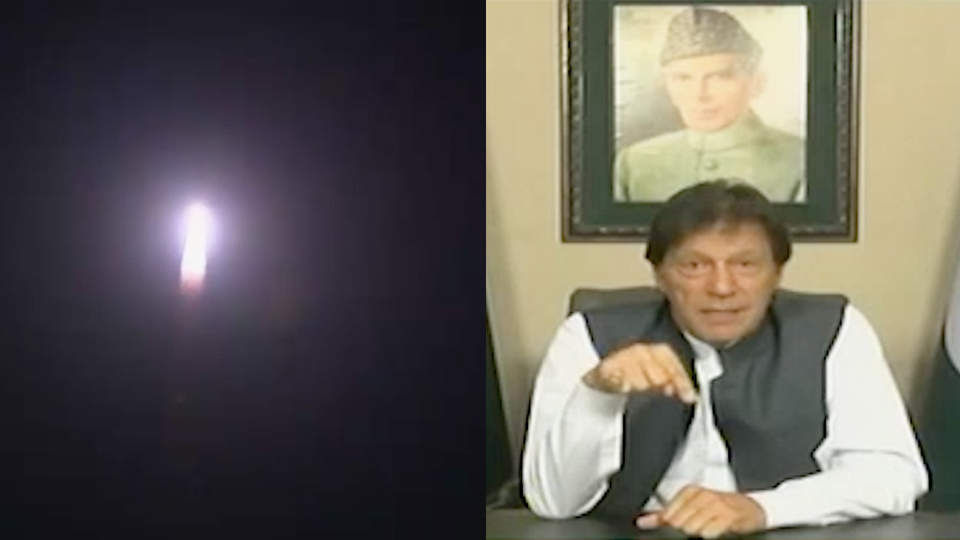Amid tensions, Pakistan tests nuclear capable ballistic missile Ghaznavi