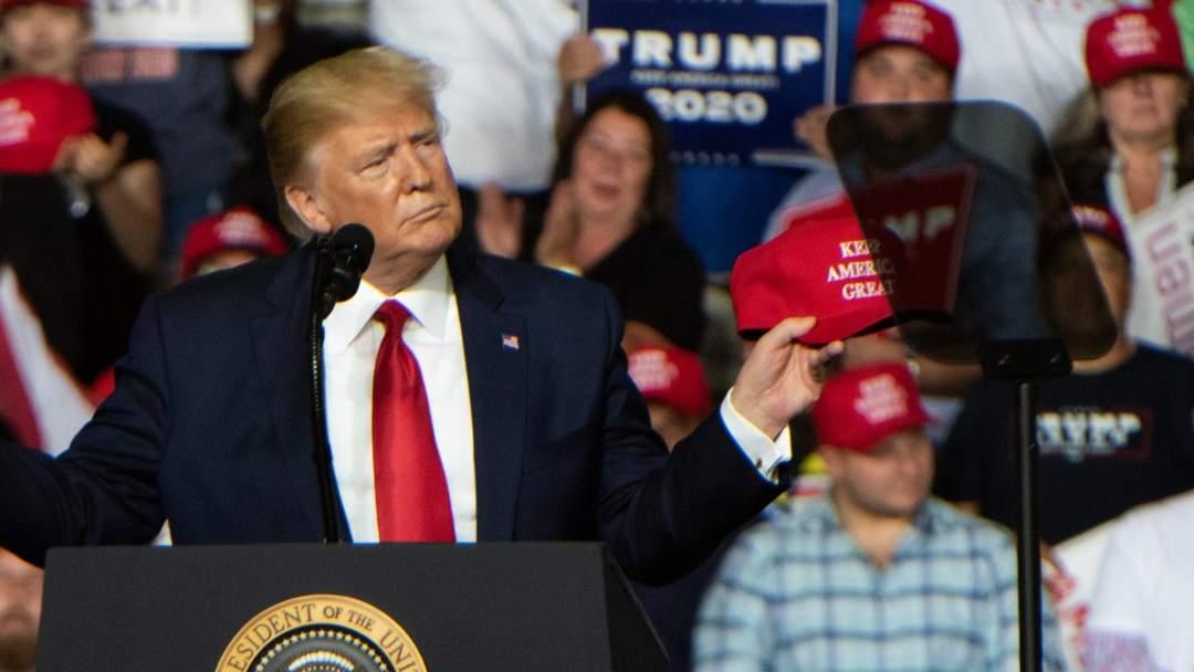 Trump Cancels Poland Trip In Light Of Hurricane Hitting Florida