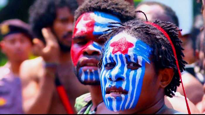 Indonesia protests: Government appeals for calm in Papua