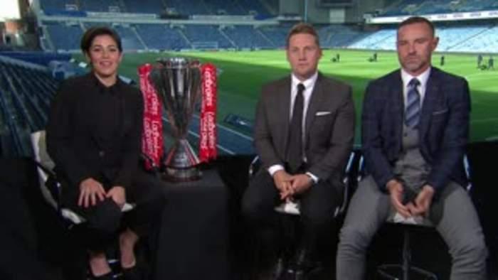 'Celtic still a level above'