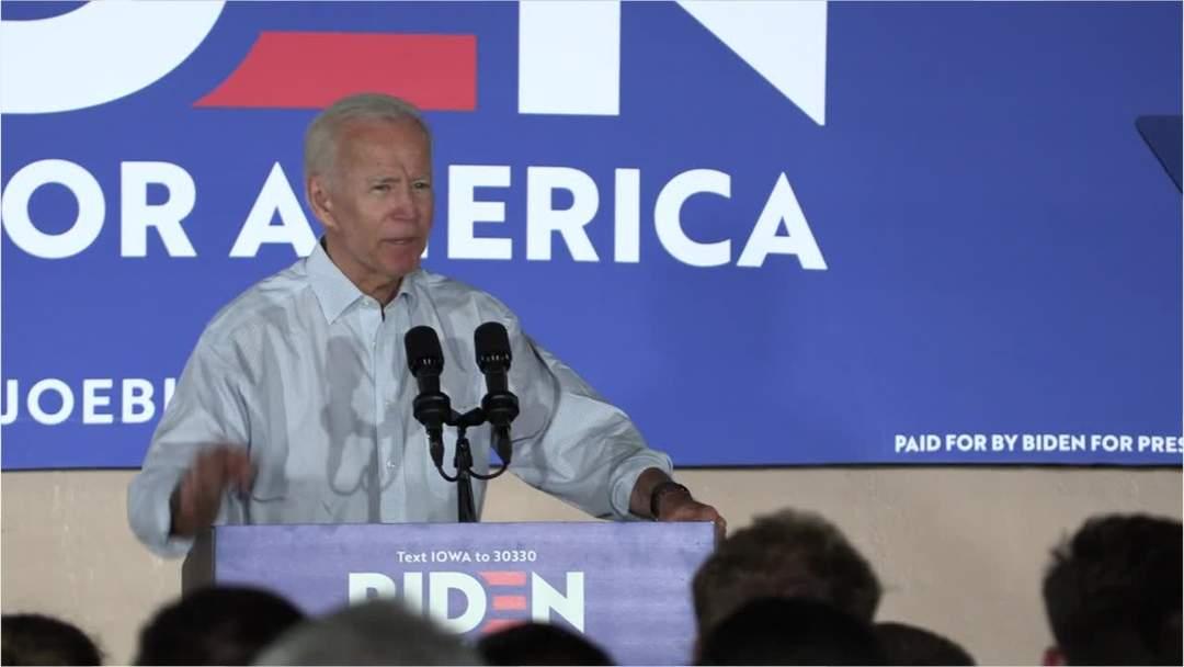 Biden Talks Russia