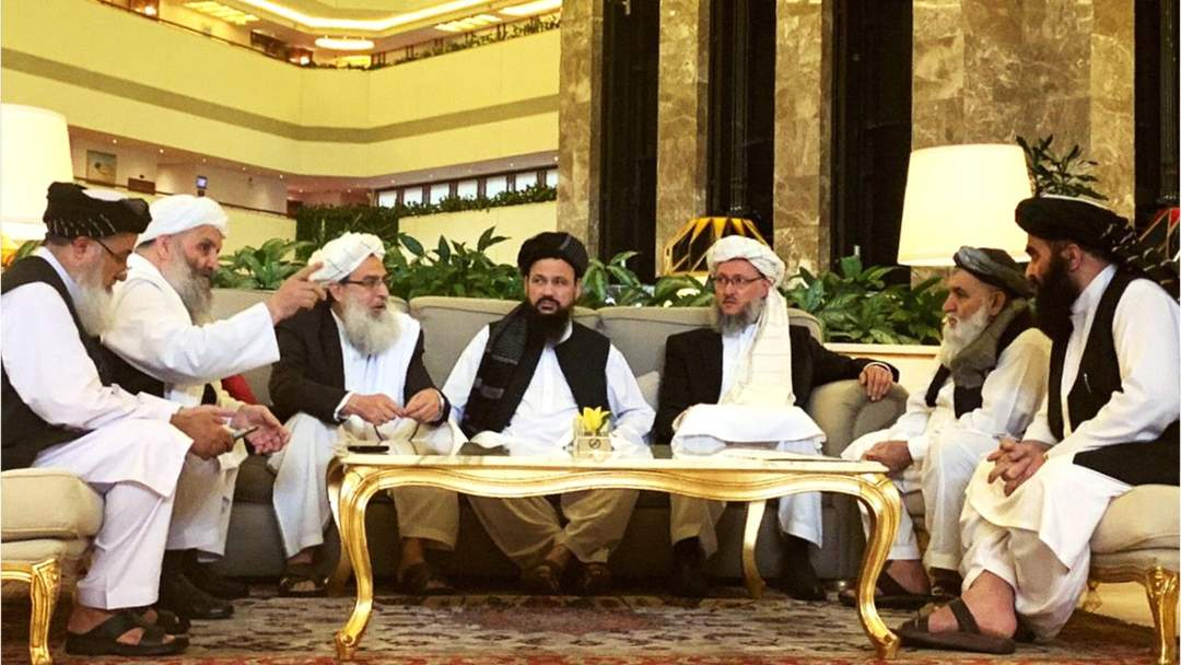 Pompeo: Afghan Peace Talks Scuppered