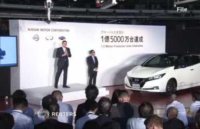 Financial irregularities force new Nissan boss to step down
