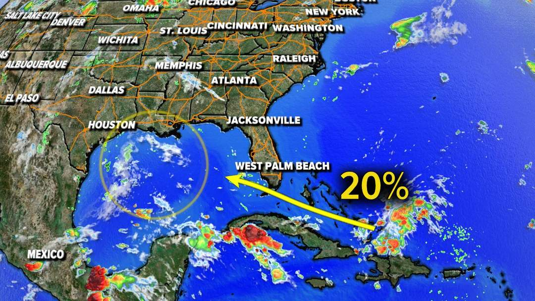 Tuesday morning tropical update (9/10/19)