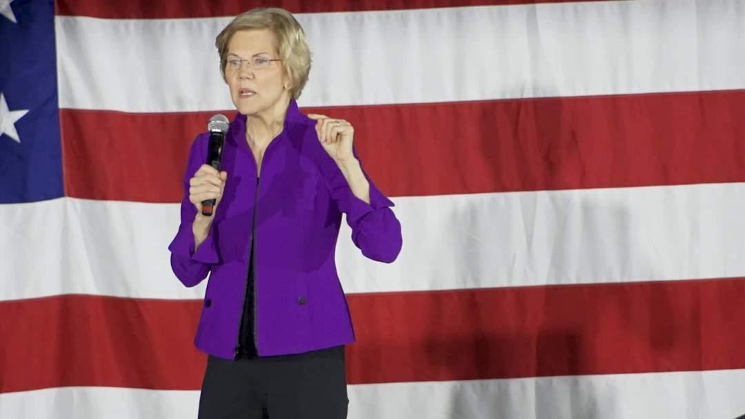 Elizabeth Warren Is On The Rise