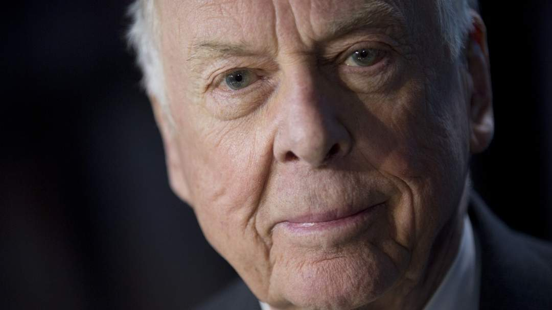 Corporate Raider, 'Oracle Of Oil' T. Boone Pickens Dead At 91