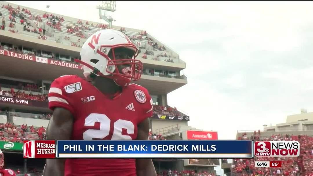 Phil in the Blank: Dedrick Mills