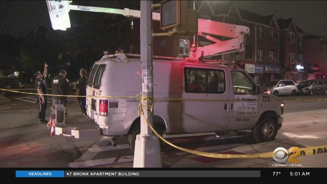 Construction Worker Killed Overnight In Queens