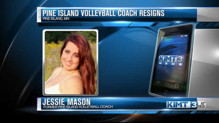 Pine Island volleyball coach resigns