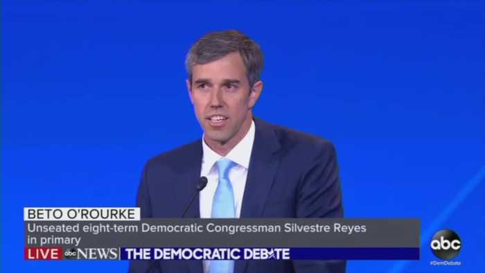 O'Rourke: El Paso Shooter Was 'Inspired to Kill by Our President'