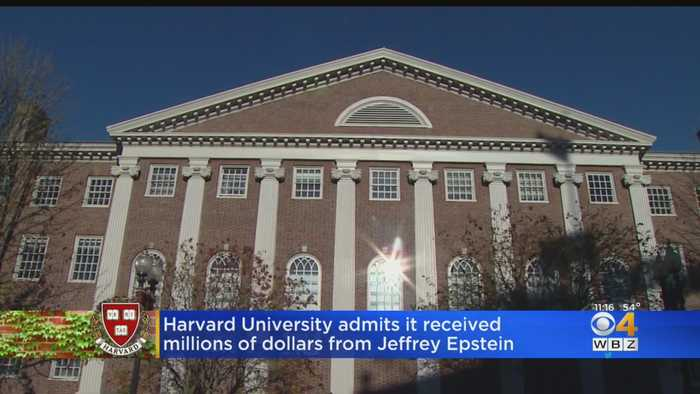 Harvard Admits It Received Millions Of Dollars From Jeffrey Epstein