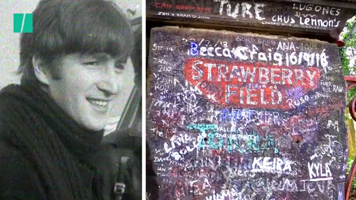 The Real Strawberry Fields Opens To The Public In Liverpool