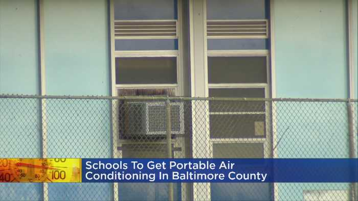 Baltimore City, County Schools Get Millions For Air Conditioning Upgrades