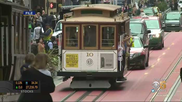 CABLE CAR SHUTDOWN: San Francisco's Iconic Cable Cars Will Be Out Of Service For 10 Days