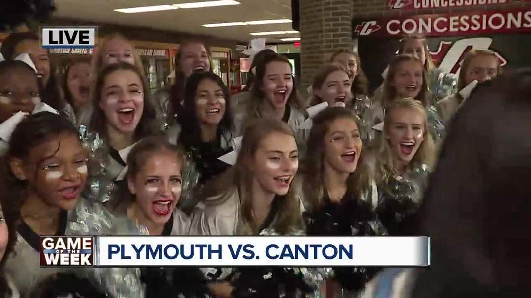Plymouth vs. Canton is our Leo's Coney Island Game of the Week