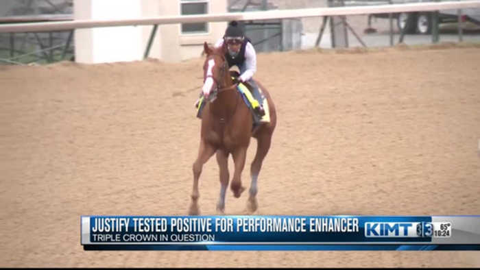 Triple Crown Winner Tests Positive For Performance Enhancer