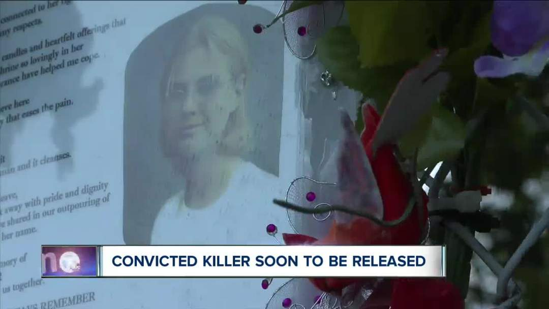 Convicted killer soon to be released