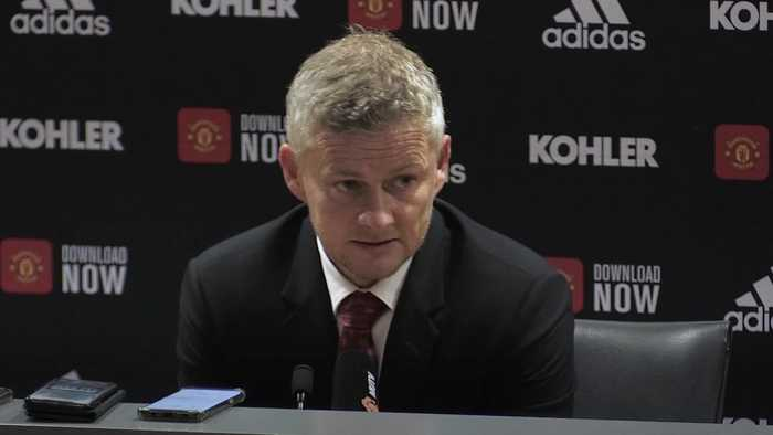 Ole Gunnar Solskjaer: Man United rode the game out well after victory over Leicester