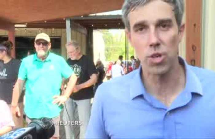 People want to do the right thing on guns - O'Rourke