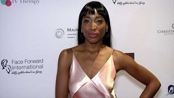 Krystina Bailey 2019 Face Forward 'Highlands to the Hills' Gala Red Carpet