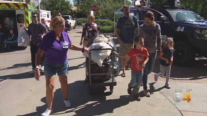Colorado Boy Gives Back To Teddy Bear Patrol