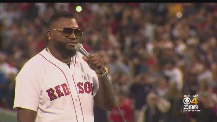 David Ortiz Opens Up About Shooting, Recovery