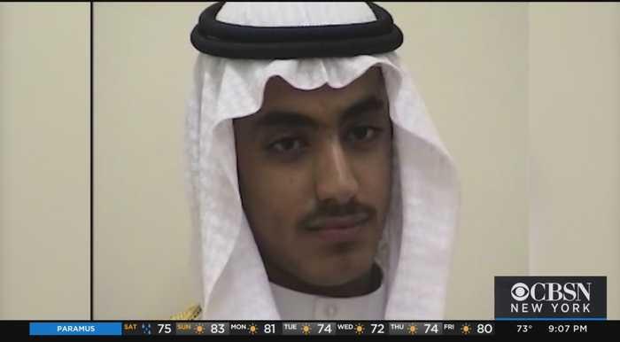 Son Of Osama Bin Laden Killed