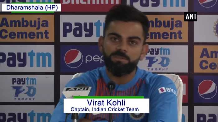As long as MS Dhoni continues to play he is very valuable Virat Kohli