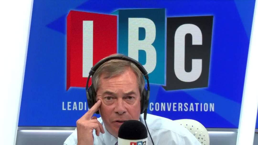 Sir Nicholas Soames Tells Nigel Farage He 'Paints A Caricature' Of Career Politicians