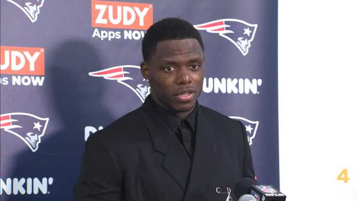 Josh Gordon Discusses Antonio Brown's Impact On Patriots Offense