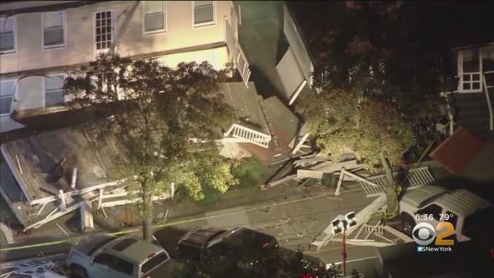 Officials: Pancake Collapse Took Down Wildwood Deck