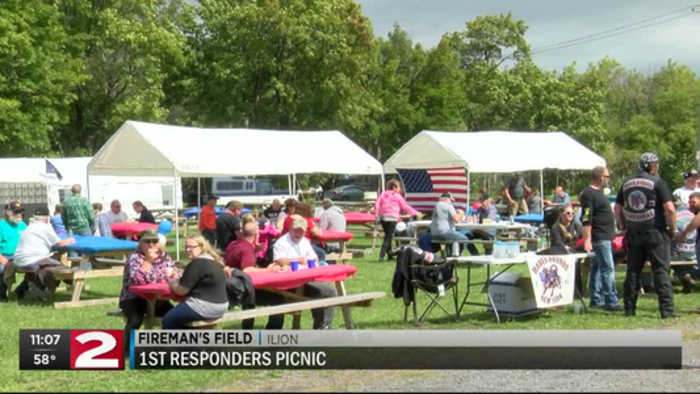 Ilion Veteran/First Responder Appreciation Picnic