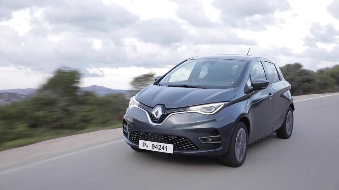 Renault Zoe Test >> 2019 New Renault Zoe Z E 50 Tests Drive In One News Page