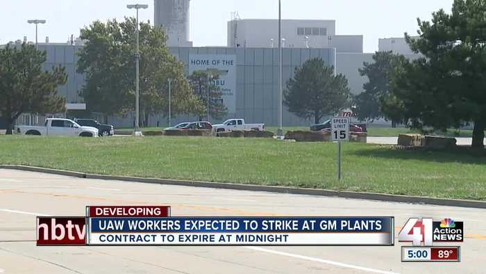 UAW says 49k members at GM plants will strike
