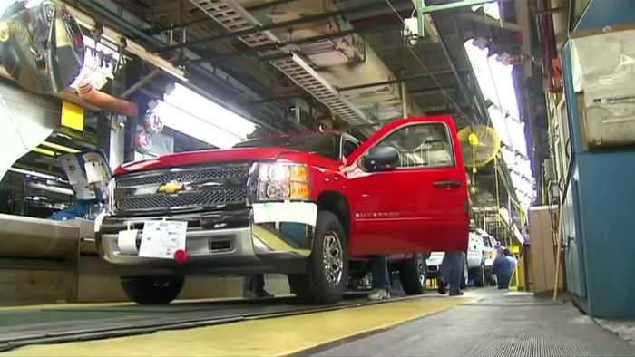 UAW goes on strike against GM