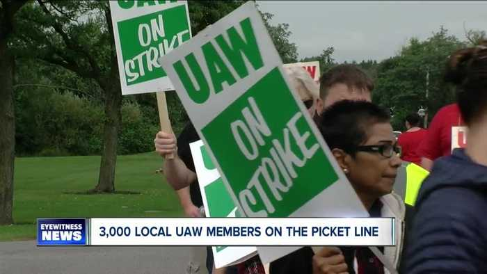 GM strike: communities worry about