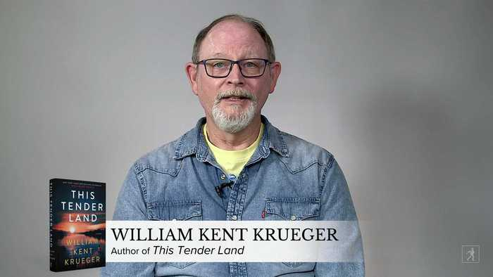 William Kent Krueger on His New York Times Bestselling Book This Tender Land