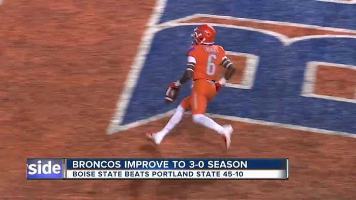 BSU improves to 3-0 on the season